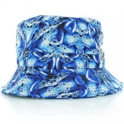 BUCKET HAT HYPE POISON FROG SKIN MULTI