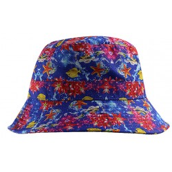 BUCKET HAT HYPE NATURAL EARTH MULTI