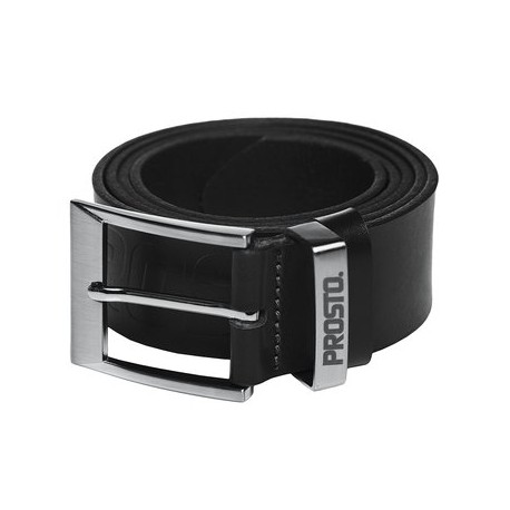 PASEK PROSTO KL LEATHER BELT KLASYK BLACK