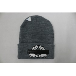 CZAPKA CAYLER & SONS WL DEFEND BK OLD SCHOOL BEANIE