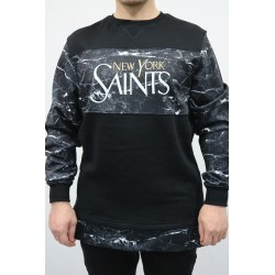 BLUZA CAYLER & SONS WL SAINTS LONG CREWNECK