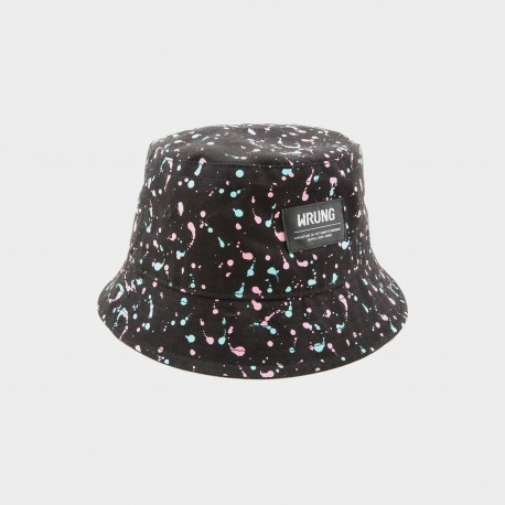 BUCEKT HAT WRUNG DIVISION INK BLACK