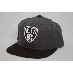 CZAPKA MITCHELL & NESS BROOKLYN NEST NBA