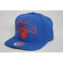 CZAPKA MITCHELL & NESS NEW YORK KNICKS NBA