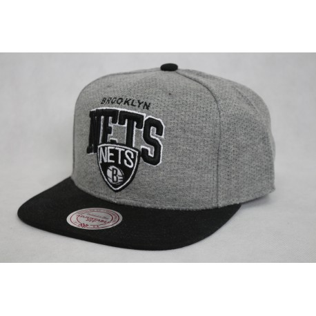 CZAPKA MITCHELL & NESS BROOKLYN NETS NBA