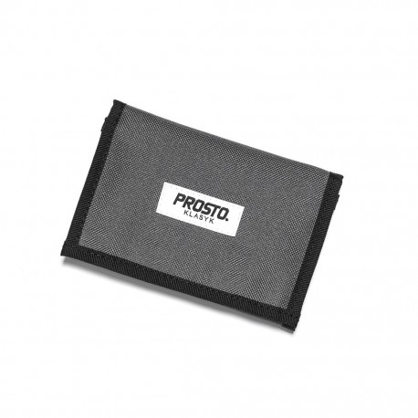 PORTFEL PROSTO POCKET GREY