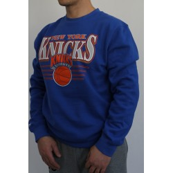 BLUZA MĘSKA MITCHELL & NESS NEW YORK KNICKS