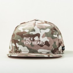 CZAPKA CAYLER & SONS CSBL What You Heard Cap