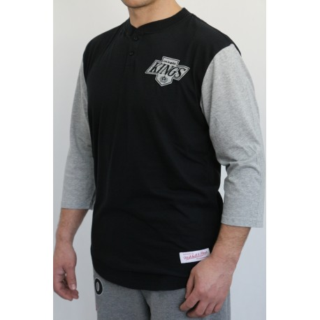 LONGSLEEVE MITCHELL & NESS LOS ANGELES KINGS