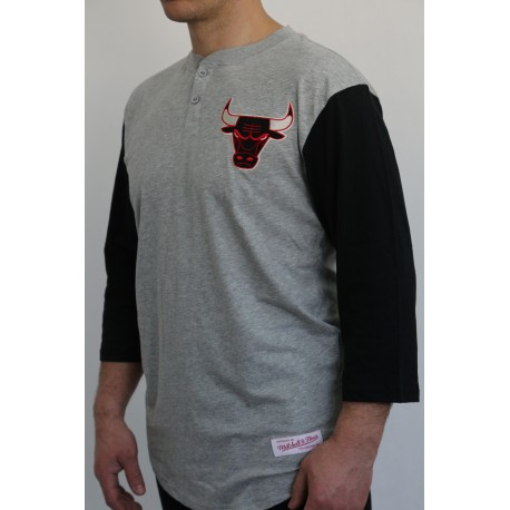 LONGSLEEVE MITCHELL & NESS CHICAGO BULLS