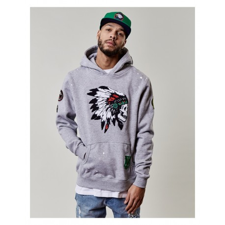 BLUZA CAYLER & SONS CSBL Patched Hoody