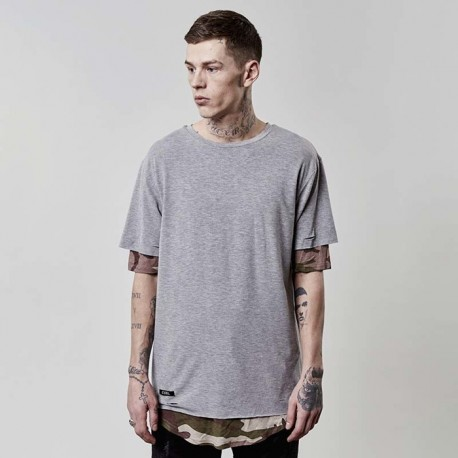 KOSZULKA CAYLER & SONS CSBL Deuces Long Layer Tee