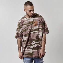 KOSZULKA CAYLER & SONS CSBL Doomed Oversized Drop Shoulder Tee