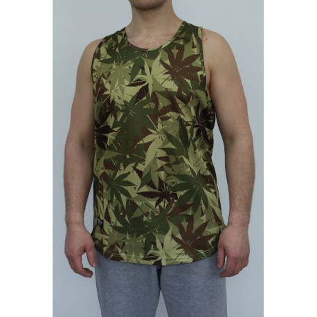 TANK TOP PELLE PELLE TEAM GREEN