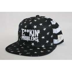 CZAPKA CAYLER & SONS PROBLEMS CAP BLACK/WHITE