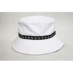 BUCKET HAT HYPE WHITE