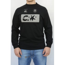 BLUZA MĘSKA CROOKS & CASTELS GOALKEEP