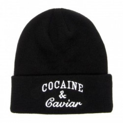 CZAPKA CROOKS & CASTLES COCA BLACK